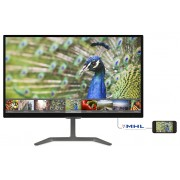 Monitor Philips 246E7QDAB/00 23.6 inch Speakers Negru