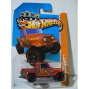 Hot Wheels HW Stunt Jeep Scrambler