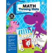 Math Thinking Mats, Grade K