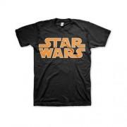 Star Wars T-shirt męski Gwiezdne Wojny logo Star Wars/Gwiezdne Wojny