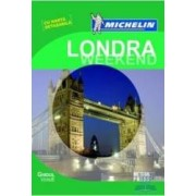 Michelin Londra weekend - Ghidul verde
