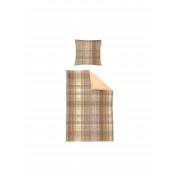 Irisette 2-teilige Bettgarnitur, ca. 135x200cm Irisette braun
