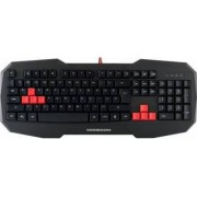 Tastatura MODECOM MC-GK1 Croatian Layout Neagra