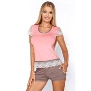 Дамска пижама Roxy Pink
