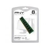 Memoria RAM PNY DDR3, 1333MHz, 8GB, Non-ECC