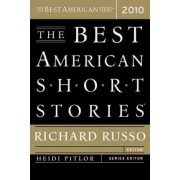 The Best American Short Stories by Heidi Pitlor