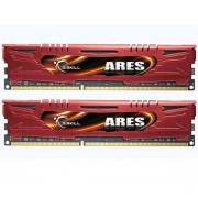Mémoire PC ARES 2 x 8 Go DDR3-1600 - PC3-12800 - CL9 (F3-1600C9D-16GAR)