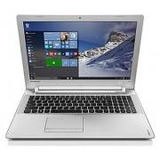 LENOVO-IDEA PAD 500 15ISK-CORE I7-6500U-8GB-1TB-15.6-WINDOW10-BLACK & SILVER