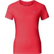 Odlo Versilia Maglietta da corsa rosa Magliette da corsa a maniche corte