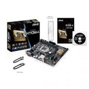 MB ASUS H110M-A, Socket LGA 1151, Intel H110, 2xDDR4, VGA, mATX