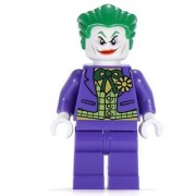Lego Super Heroes (Batman) Joker Minifigure (2012)