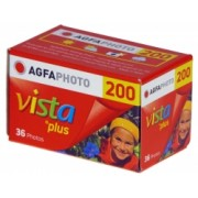 Agfa Vista 200 - film negativ color ingust (ISO 200, 135-36)