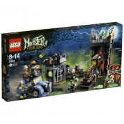Monster 9466 and his LEGO monster fighter scientist (parallel import goods) (japan import)
