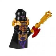 Lego Ninjago minifigure Evil Overlord with Weapon (70728)
