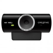 "CAMERA WEB CREATIVE Live!Cam Sync HD 720p ""73VF077000001"" (include timbru verde 0.01 lei)"