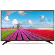 "Televizor LED LG 139 cm (55"") 55LJ615V, Full HD, Smart TV, webOS 3.5, Wi-Fi, CI + Voucher Cadou 50% Reducere ""Scoici in Sos de Vin"" la Restaurantul Pescarus"