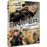 Sniper:Legacy:Tom Berenger,Chad Michael Collins,Dennis Haysbert - Lunetistul:Mostenirea (DVD)