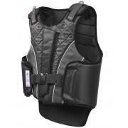 Swing Dětská bezpečnostní vesta SWING P11 se zipem | Jezdecké potřeby pro anglii i western AuraSHOP | XL