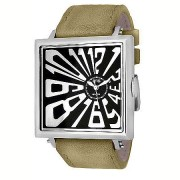 EOS New York MAD HATTER Watch Black/Tan 14S