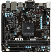 Placa de baza MSI AM1I Socket AM1