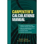 Carpenter's Calculations Manual by Roger Tarbox