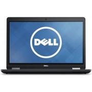 "Laptop Dell Precision 15 3510 (Procesor Intel® Quad-Core™ i7-6820HQ (8M Cache, up to 3.60 GHz), Skylake, 15.6""FHD, 8GB, 256GB M.2 SSD, AMD FirePro W5130M@2GB, Tastatura iluminata, Wireless AC, Win7 Pro 64)"