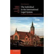 The Individual in the International Legal System by Kate Parlett