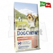 Dog Chow Sensitive Lazac 14kg