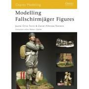 Modelling Fallschirmjager Figures by Jaume Ortiz Forns
