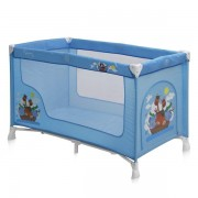 Prenosivi Krevetac Nanny 1 Nivo - Blue Adventure, 10080181610