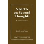 NAFTA on Second Thought by David Davila-Villers