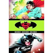 Superman Batman Torment by Derek Fridolfs