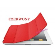 SMART COVER (zamiennik) do iPad 3 4 - czerwony