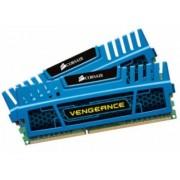 Corsair 8 GB DDR3-RAM - 2133MHz - (CMZ8GX3M2A2133C11B) Corsair Vengeance Blue Kit CL11