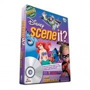 Scene It? Disney Super Game Pack Dvd Game