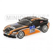 Minichamps 437111230 Bmw Z4 Coupe? Gusenbauer 24h Nurburgring 2011 Auto Da Gara Scala 1/43