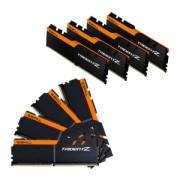 Memorie G.Skill Trident Z 64GB (8x8GB) DDR4 3200MHz 1.35V CL16 Quad Channel Kit, F4-3200C16Q2-64GTZKO
