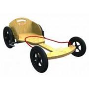 kiddimoto® BOXKART Seifenkiste Racer Gulf Oil