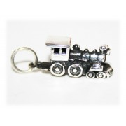 Pendentif Locomotive 3D