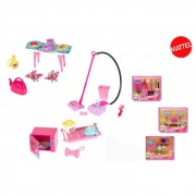 Mattel mini accessori casa barbie x7931