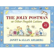 The Jolly Postman or Other People's Letters by Janet Ahlberg