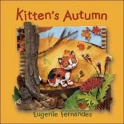 Kitten's Autumn by Eugenie Fernandes