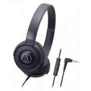audio-technica Portable Headphone for smartphone ATH-S100iS BK Black