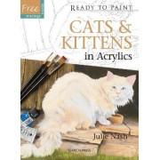Cats & Kittens by Professor Julie Nash