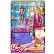 Кукла Барби - Учителка по гимнастика с гимнастичка - Barbie, 171028