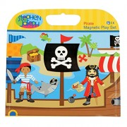 Magnetic Play Set-Pirate