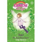 Amy the Amethyst Fairy by Daisy Meadows