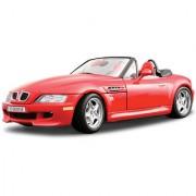 Bburago BMW M Roadster Red