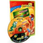 CD-ROM Dubluclic - Magazin multimedia interactiv 01 - 6-11 Ani