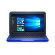 Laptop DELL, INSPIRON 11 - 3162, Intel Celeron N3050, 1.60 GHz, HDD: 32 GB, RAM: 2 GB, video: Intel HD Graphics, webcam
